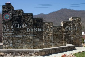 Cherokee Reservation North Carolina