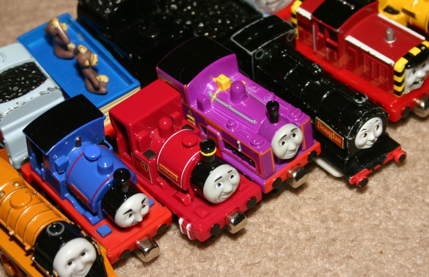 Aaron's Trains