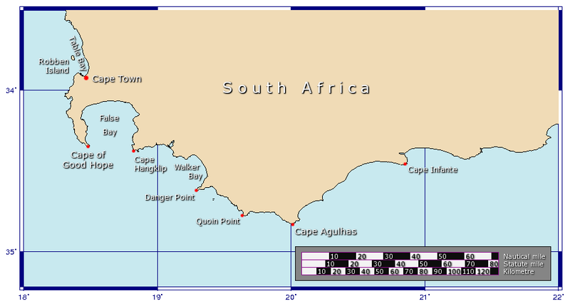 Cape Town – Greg's World
